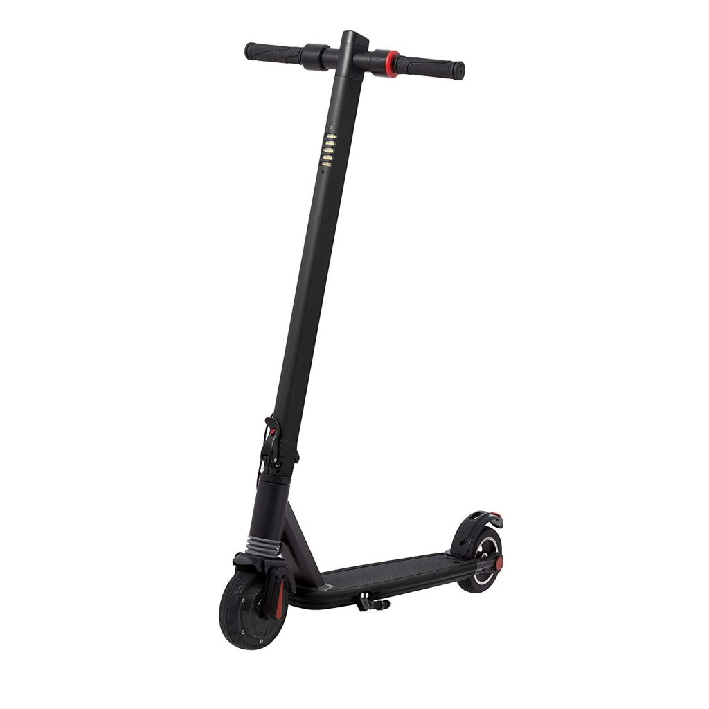 Patinete eléctrico Ecogyro GScooter S6 Black Scooter